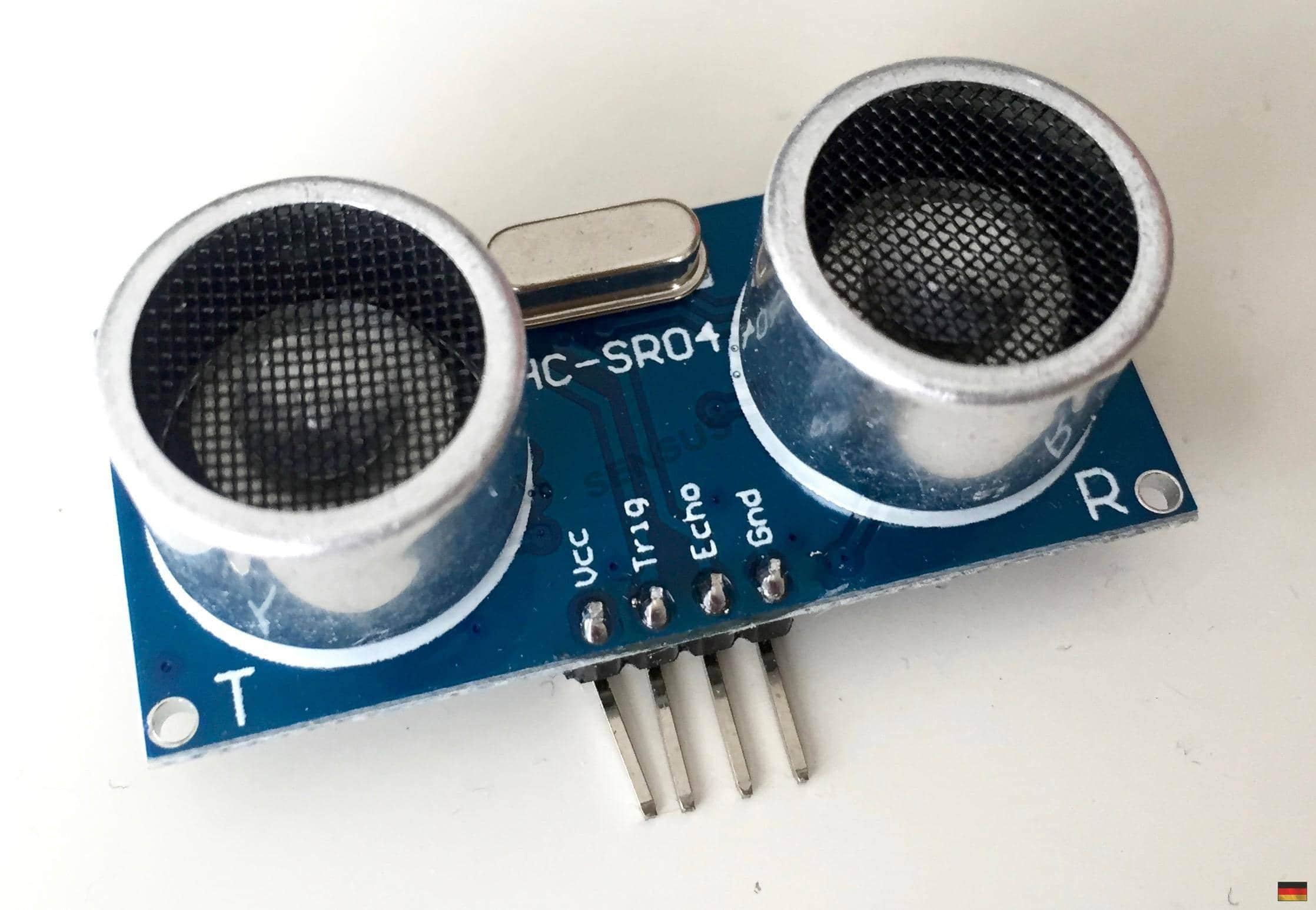 Infrarot Entfernungsmesser Funktionsweise : Hc sr04 ultraschall sensor modul entfernungsmesser arduino raspberry