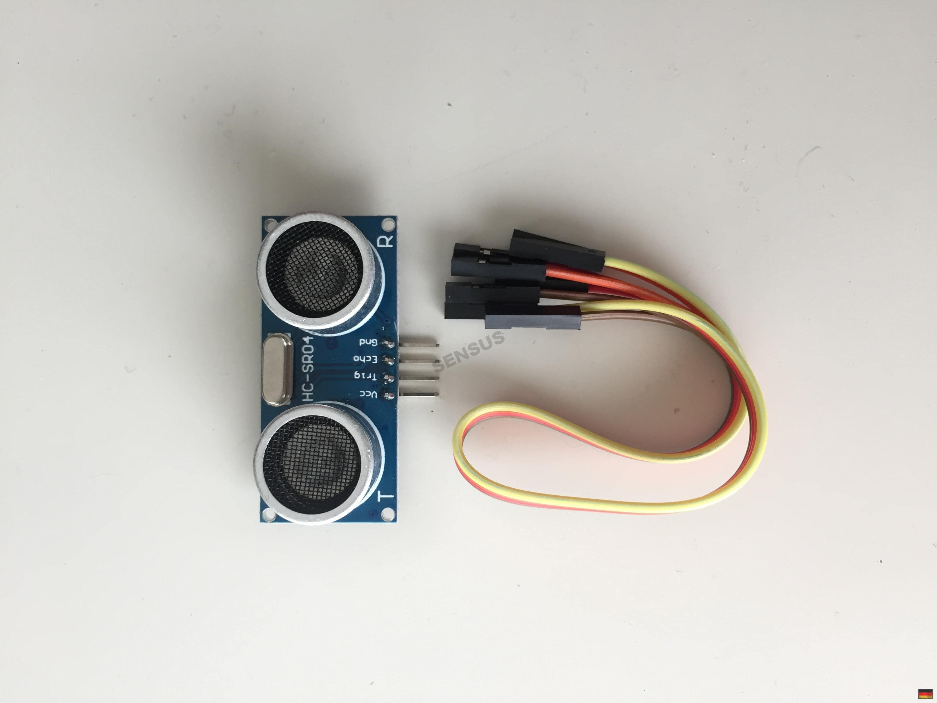 Hc sr04 ultraschall sensor set kit entfernungsmesser abstandsmesser