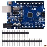 Arduino UNO R3 kompatibles Board mit Atmel ATmega328 16MHz CH340 USB