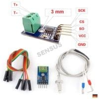 MAX6675 Modul K Typ Thermo-Element