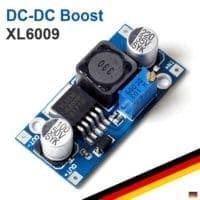 XL6009 DC-DC Boost Modul Step Up / LM2577 Schaltregler Konverter Arduino