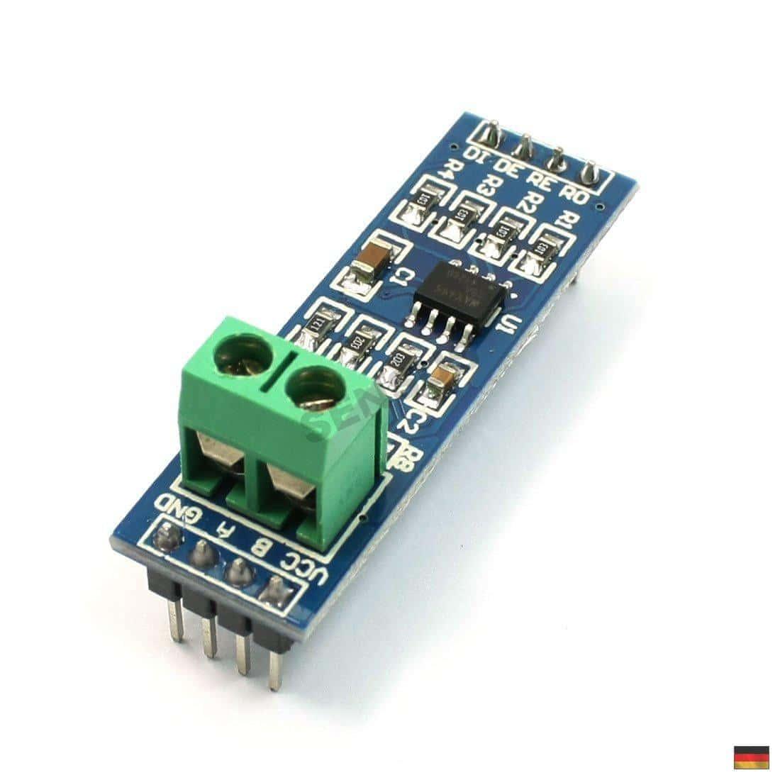 ttl rs 485 konverter modul max485 adapter bus modbus. Black Bedroom Furniture Sets. Home Design Ideas