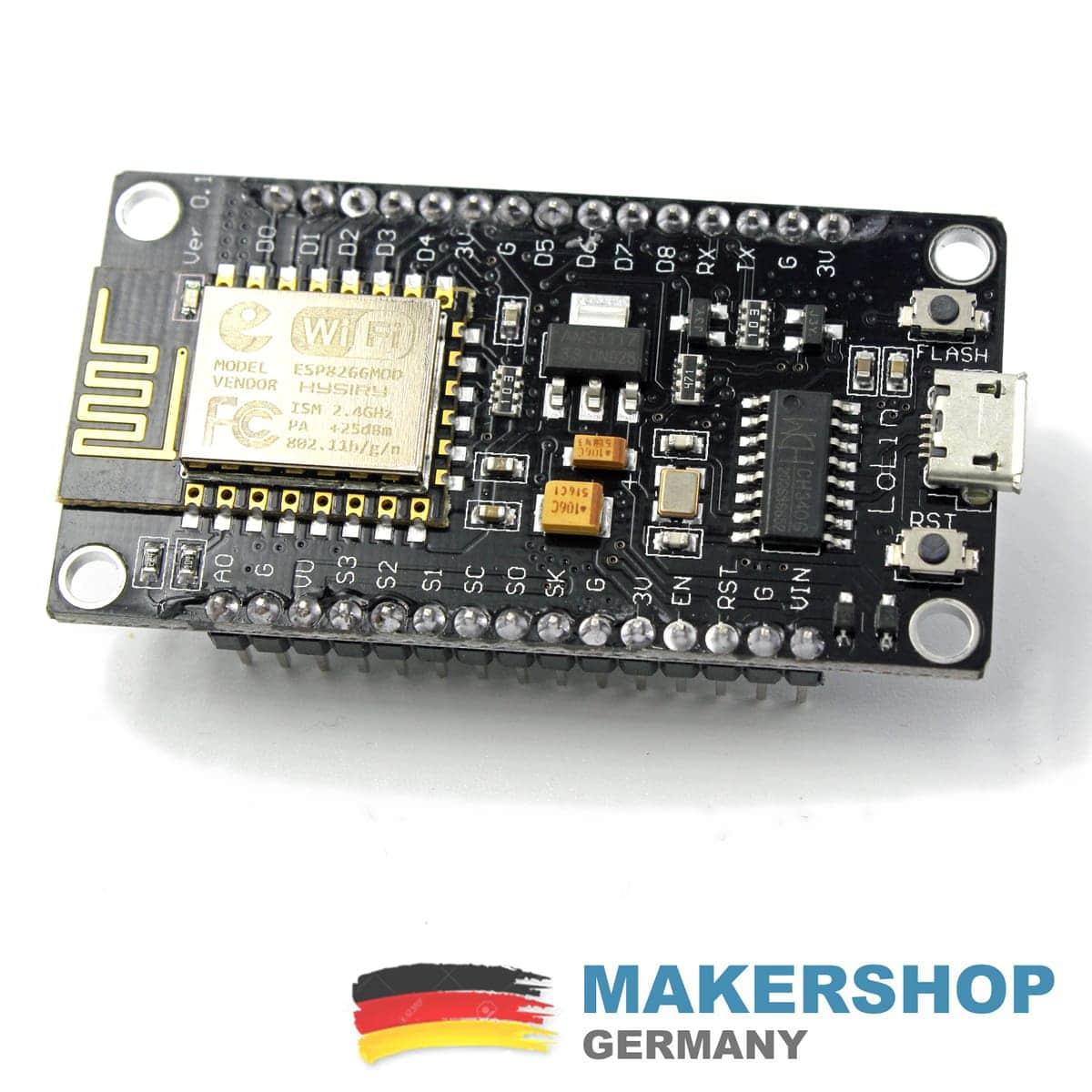 D1 Mini ESP8266 WLAN Mikrokontroller Wifi Nodemcu Modul Arduino Deutsche Post