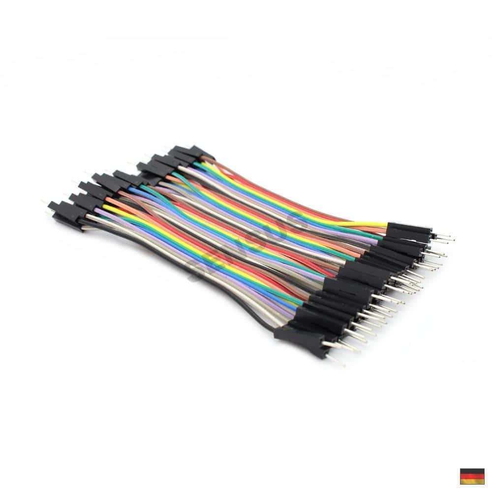 1-2x 400 contacts steckboard steckbrett BreadBoard Jumper wire Câble set mb102