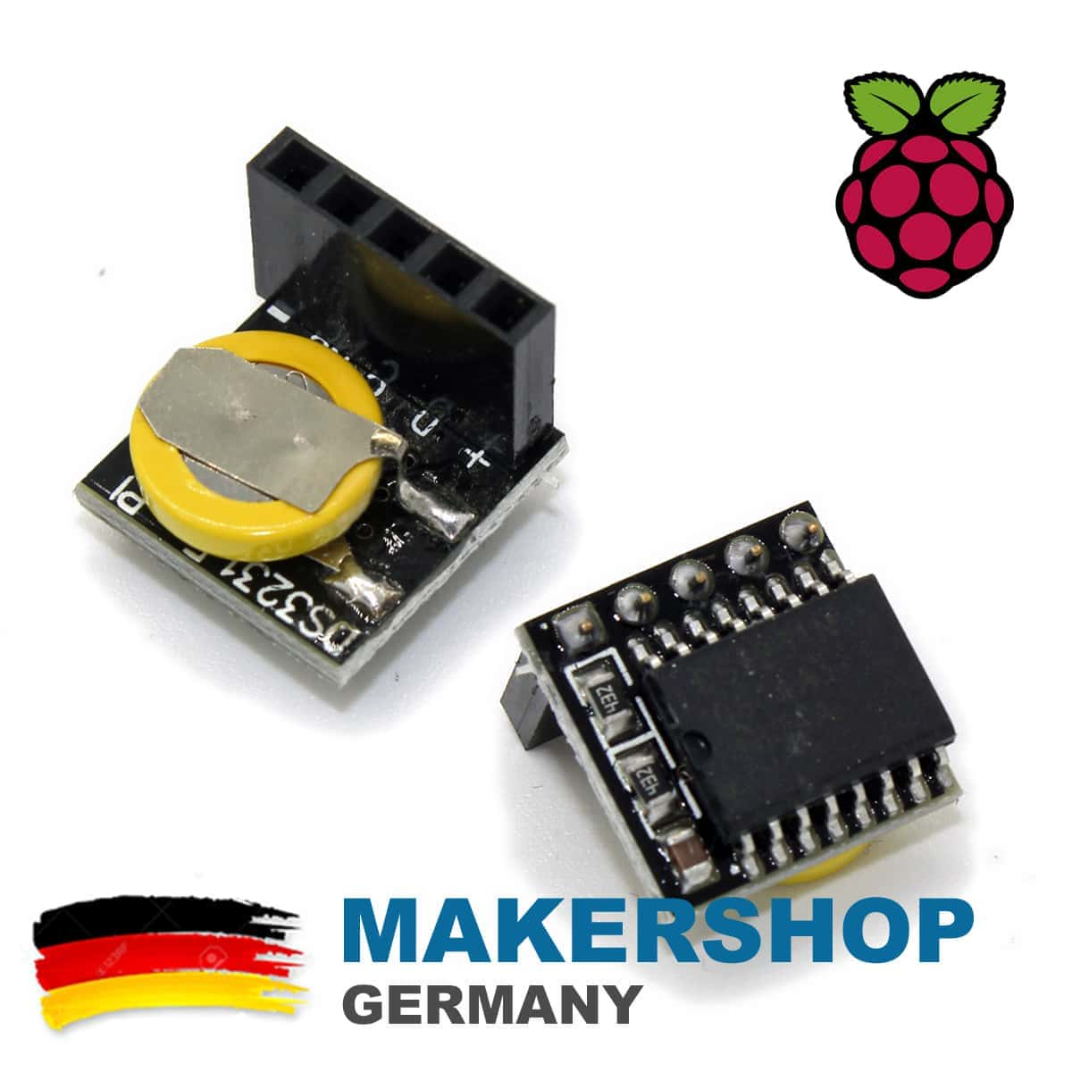 Real Time Clock RTC DS3231 IIC mit Batterie Modul