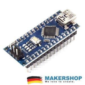 Arduino Nano mit BME280