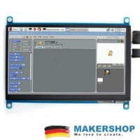 Waveshare 7 Zoll HDMI LCD