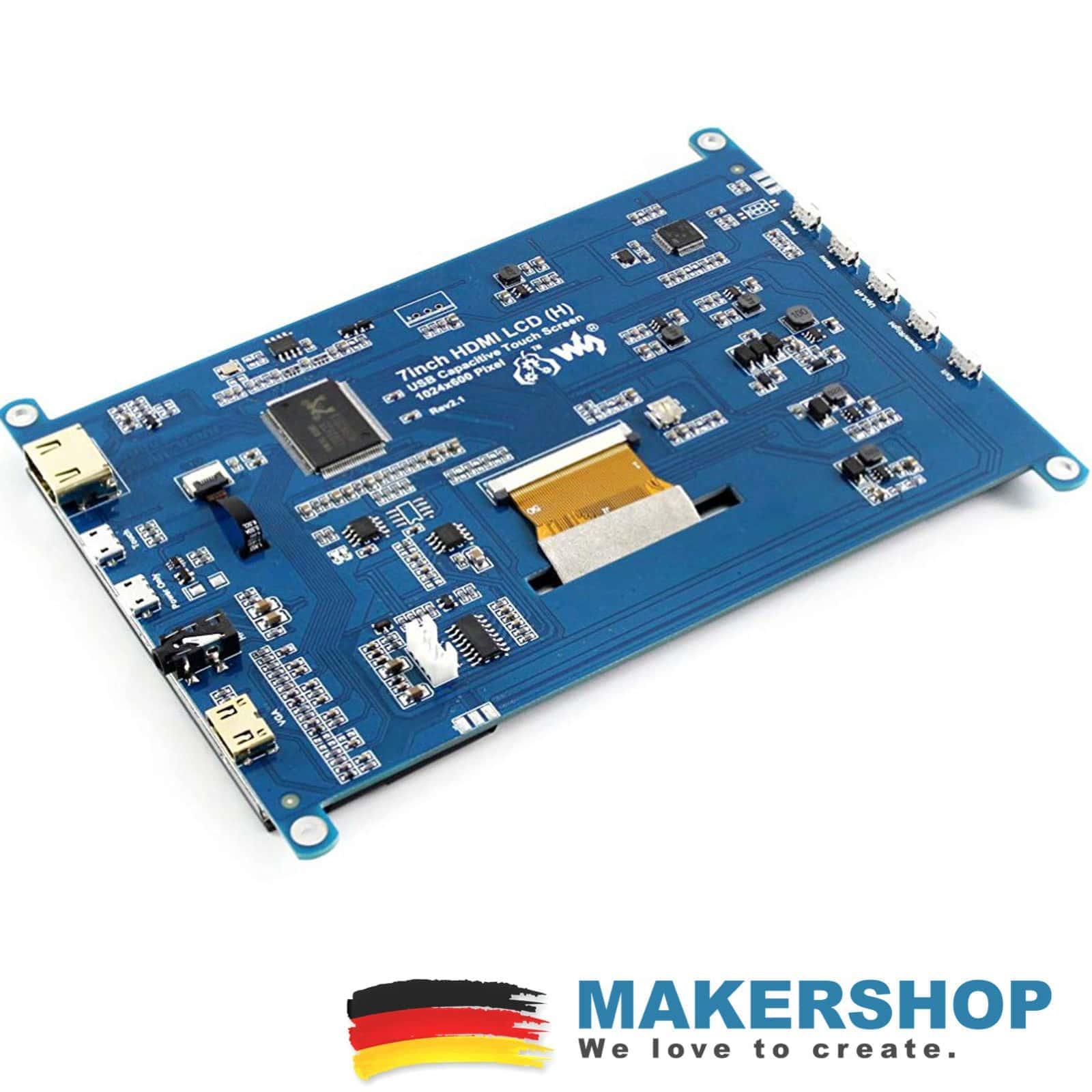 Waveshare 7 Zoll HDMI LCD