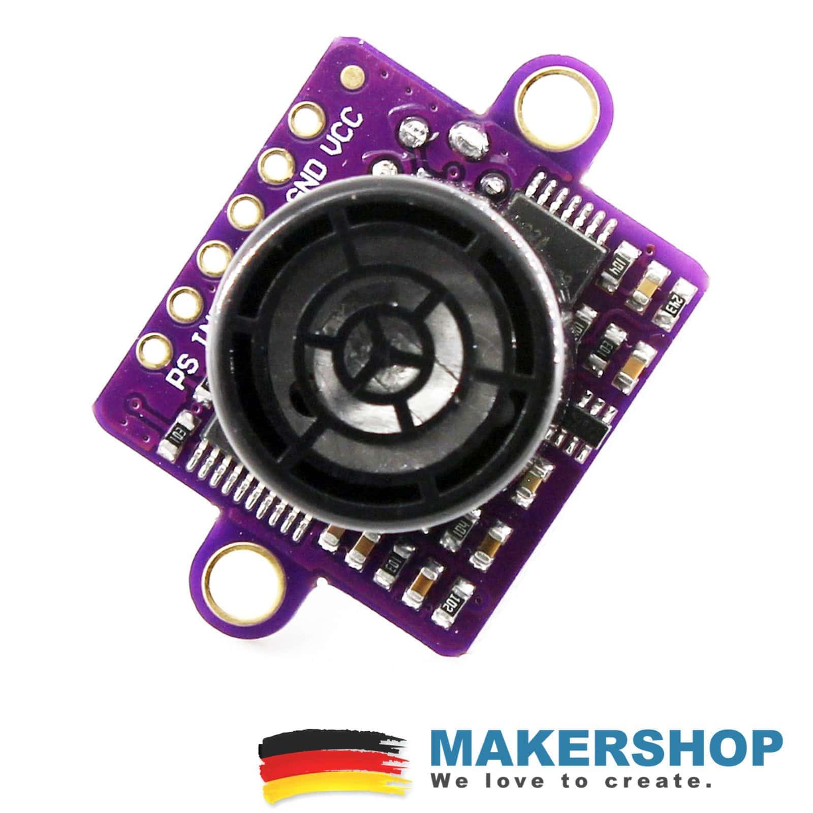 GY-US42 Ultraschall Sensor Arduino
