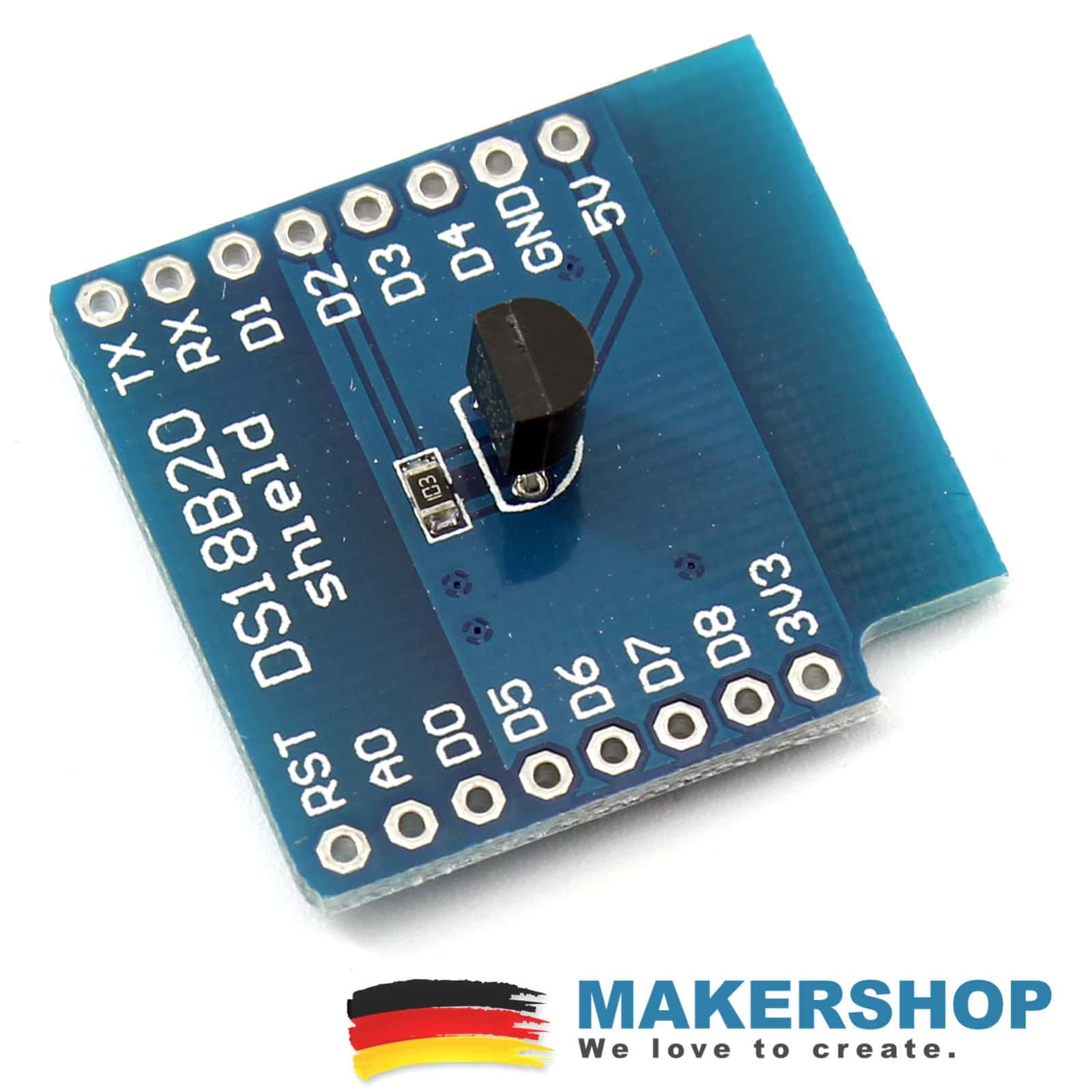 New DS18B20 Digital Temperature Sensor module Sensormodul fuer AIP