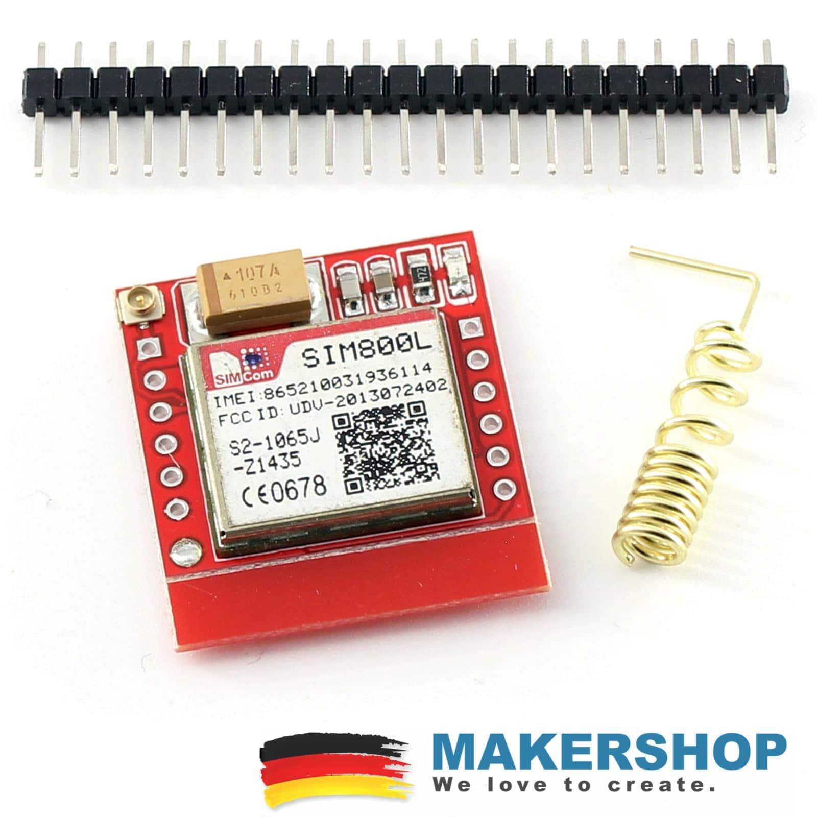 SIM800L Modul