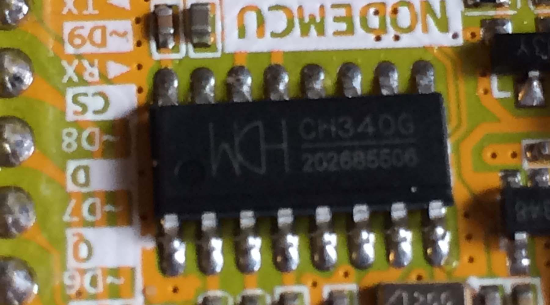 CH340 USB Chip