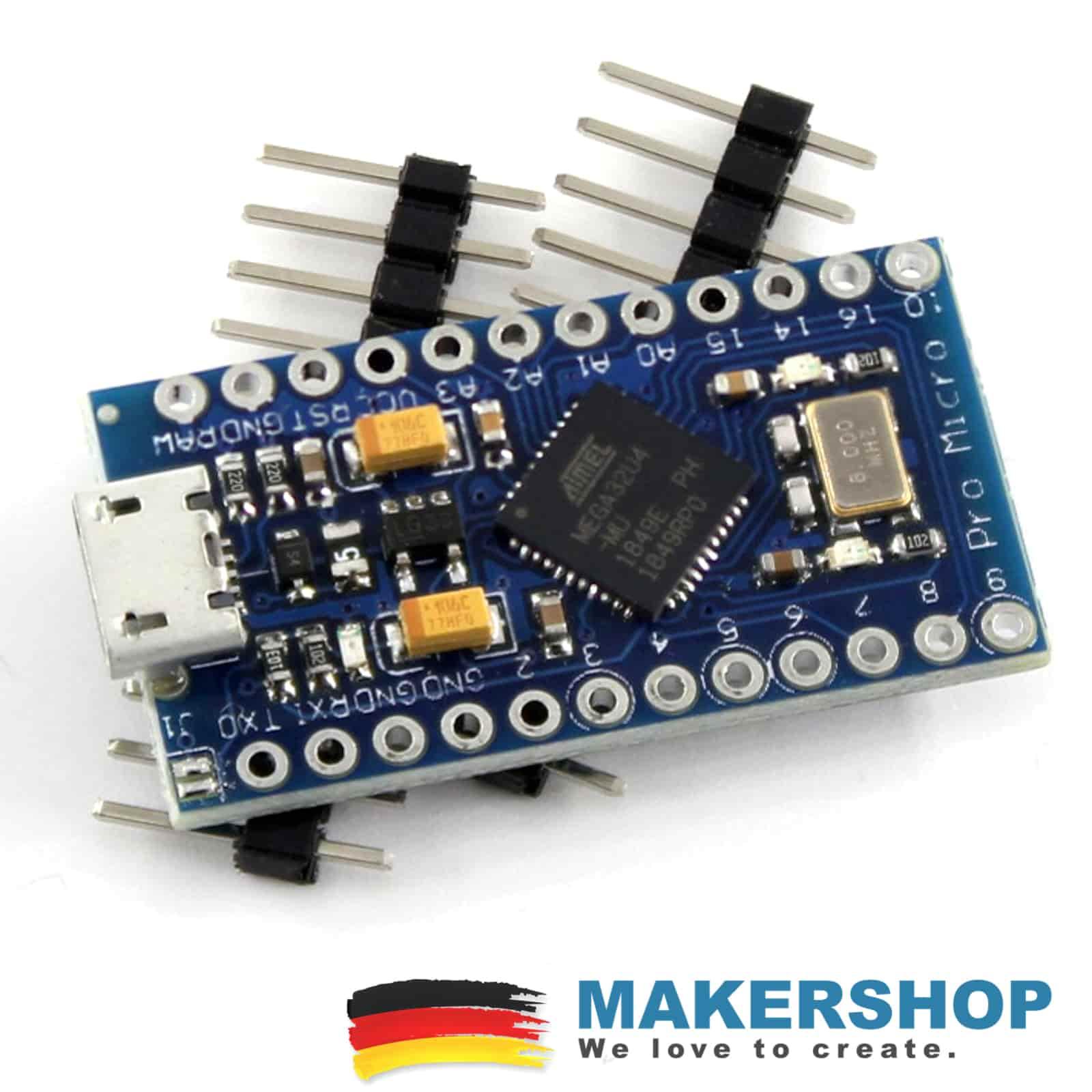 3.3V Volt VERSION ATMEGA Board Pro Micro Arduino komp